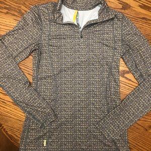 Lole quarter zip pullover shirt